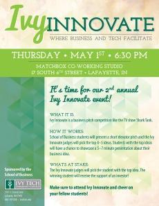 Ivy Innovate 2014